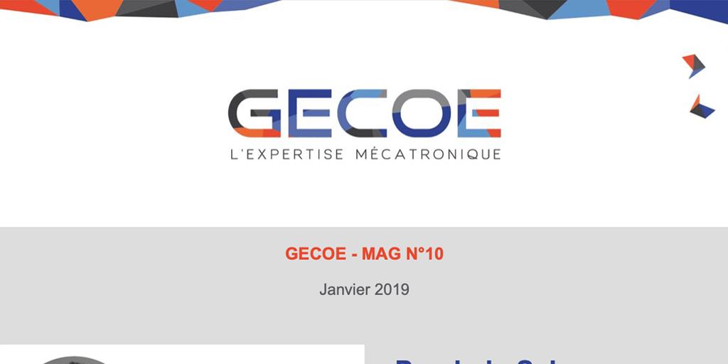 Bannière GECOEMAG10