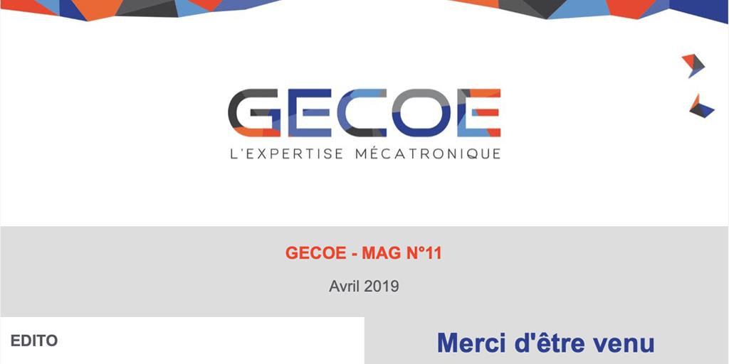 Bannière GECOEMAG11
