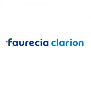 Logo faurecia clarion