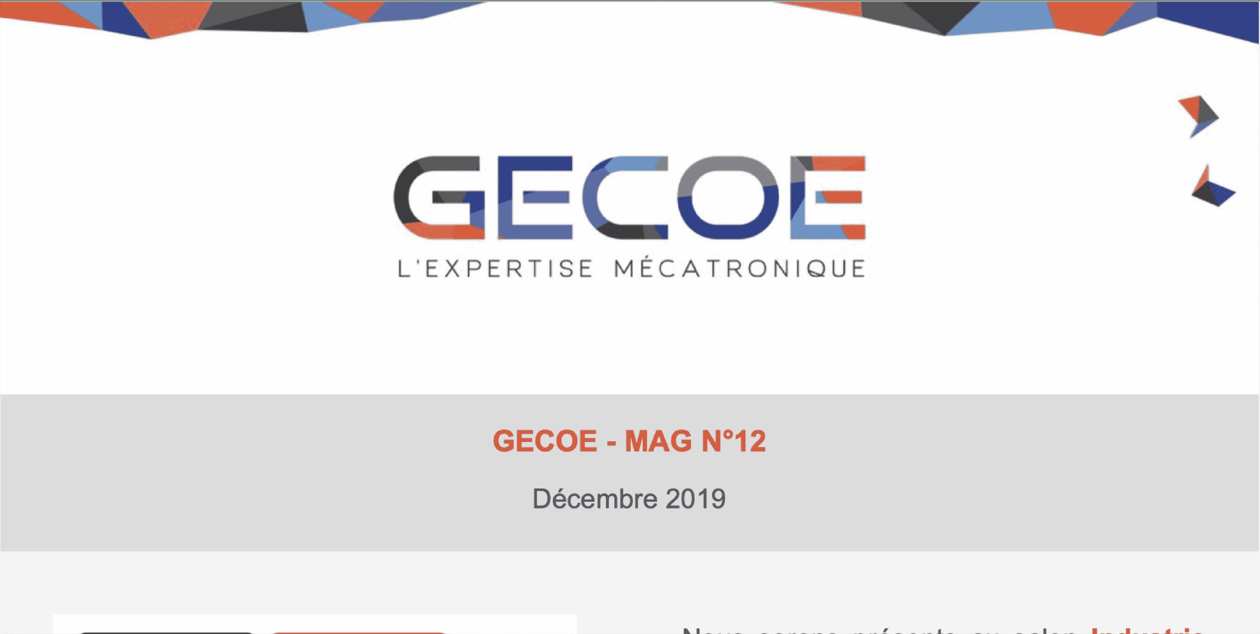 Bannière GECOEMAG12